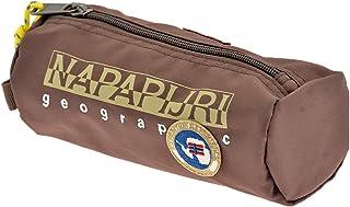 Napapjiri pen holder portapenne marrone N3Z06