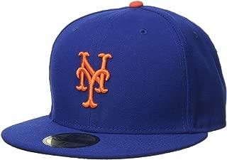 Washington Nationals 5950 Red Onfield Cap Hat/Cap