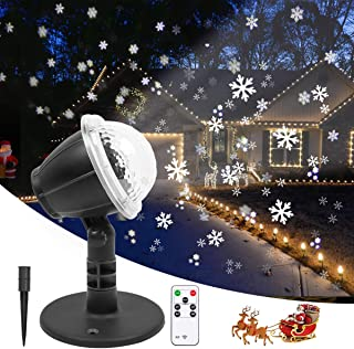 Best christmas outdoor projection lights Reviews