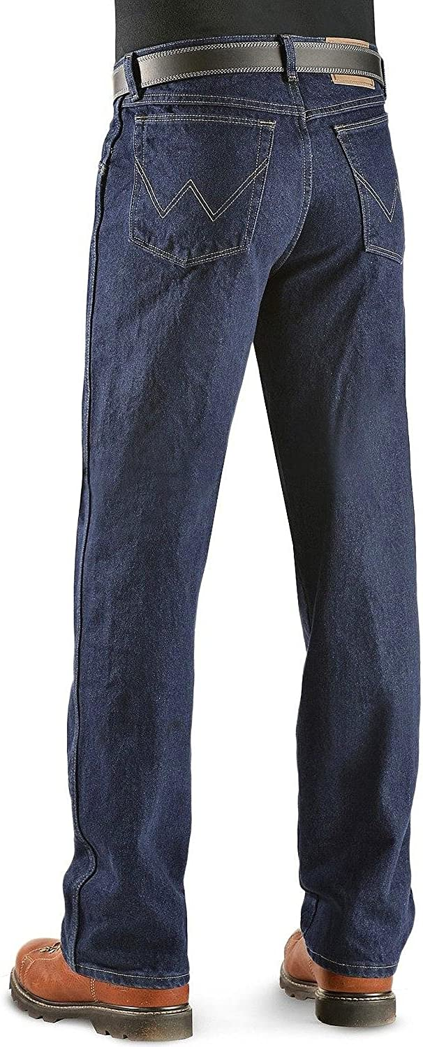 Wrangler Men's Special price for a limited time Rugged Selling Wear Jean Classic Fit