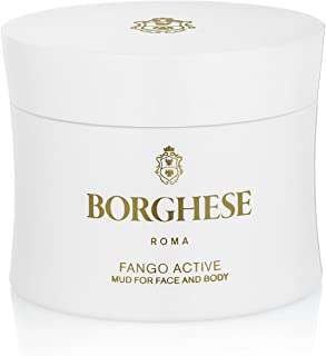 Borghese Fango Active Mud for Face and Body, 2.7 oz.
