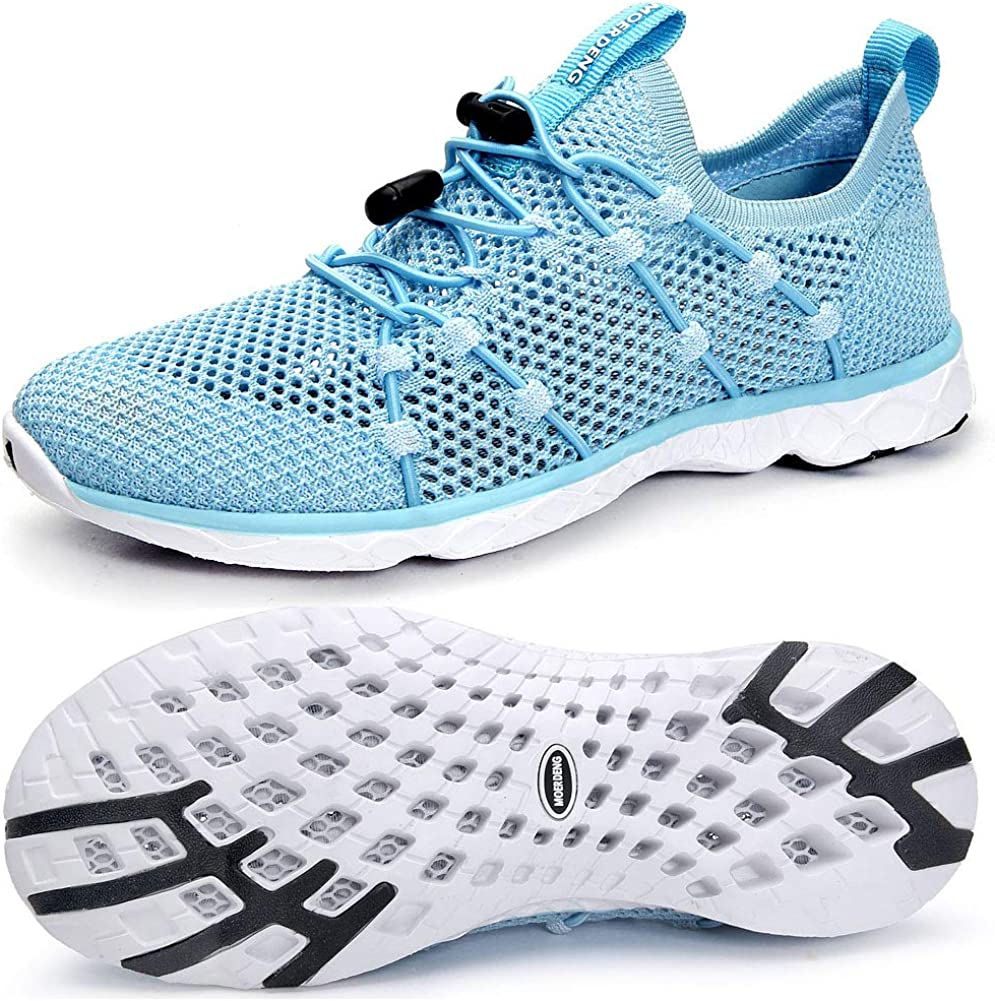 Limited Special Price MOERDENG Women's Our shop most popular Quick Drying Shoes Aqua Lightweight Water