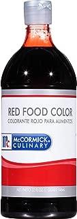 McCormick Culinary Red Food Color, 1 qt