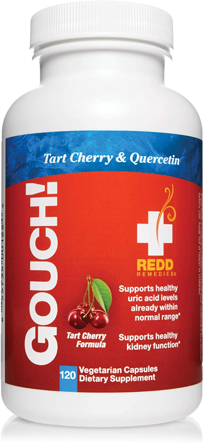 Redd Remedies Gouch Support for Mail order Healthy Sales Joints Acid and Uric