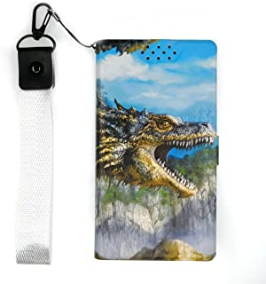 PU Leather Case for Vodafone Smart X9 Case Cover L
