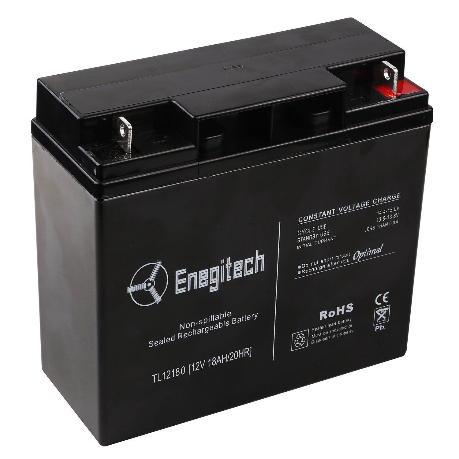 Merits Pioneer 1 12V 18Ah Electric Scooter Replacement Battery Set