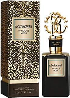 Roberto Cavalli Baroque Musk Eau de Perfume for Women 100ml