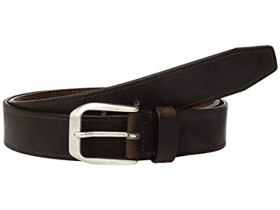 Trask Darby Belt (Brown Oiled) Men