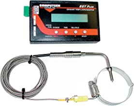 Computech 4105 Exhaust Gas Temperature Plus Clamp-On Style with Single Probe