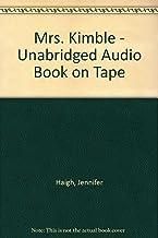 Mrs. Kimble - Unabridged Audio Book on Tape