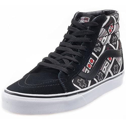 b4d7fe8d328 Vans Unisex Sk8-Hi Slim Women s Skate Shoe