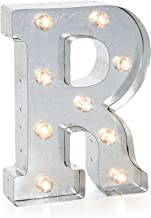 Best big silver letters for wall Reviews