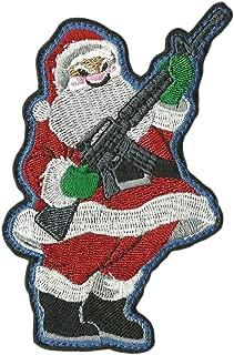 Evil Santa AR-15 Tactical Morale Patch