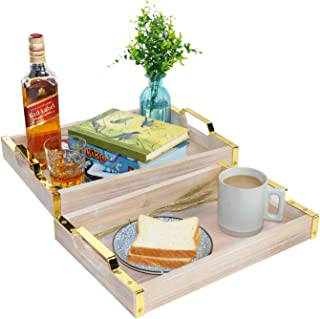 bed tray with handles