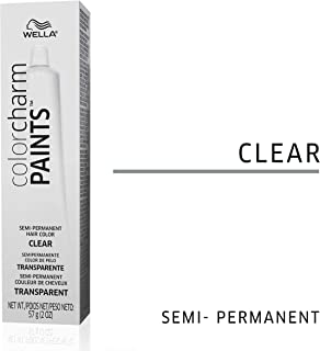 Wella Paints Clear Semi Permanent Hair Color Clear