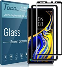 pure gear tempered glass note 9