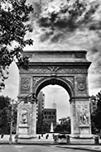 Posterazzi Collection Washington Square Arch Poster Print by Jessica Jenney (18 x 12)