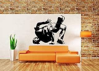 Wall Room Decor Art Vinyl Sticker Mural Decal Break Dance B Boy Street Style AS1955