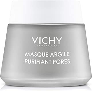 pore purifying clay mask vichy