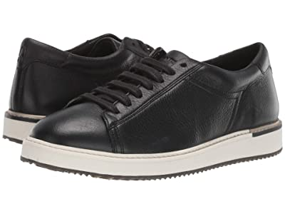 Hush Puppies Sabine Sneaker (Black Leather) Women
