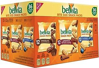 Belvita Bite Size Snack Packs, 36 ct.