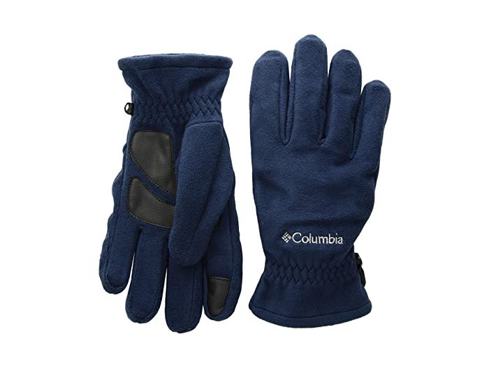 Columbia  Thermaratortm Gloves (Collegiate Navy) Extreme Cold Weather Gloves
