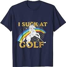 i suck at golf