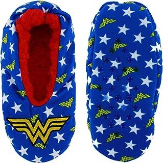 DC Comics Wonder Woman Cozy Slippers