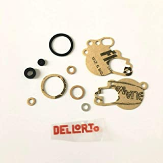 H HILABEE Guarnizione Collettore Di Aspirazione 2 X Carburatore 19mm Per Moto Da 110cc 125cc