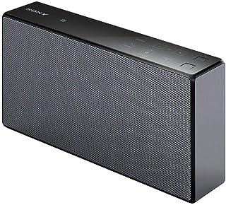 سماعات بتقنية بلوتوث لا سلكي من سوني - اسود SRSX55