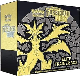 Pokemon TCG: Sun & Moon 6 Forbidden Light Elite Trainer Box, Multicolor