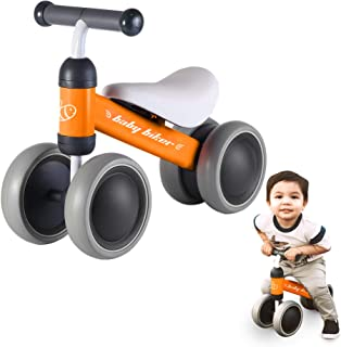 Ashtonbee Baby Balance Bike Kids - Children Bicycle Ages 10-24 Months