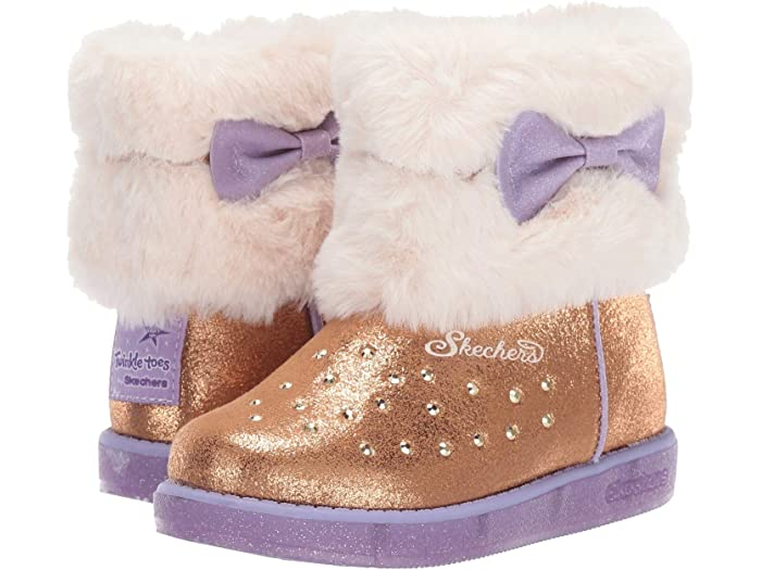 Skechers Kids Glitzy Glam Sneaker