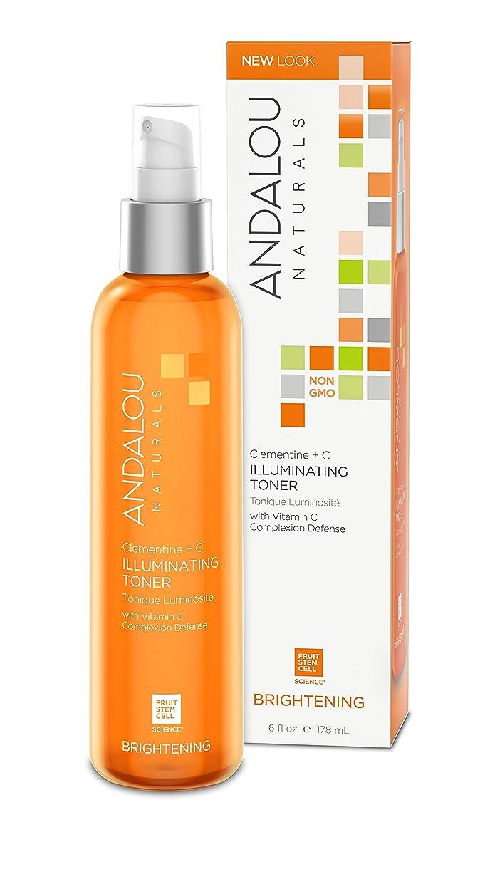 コンプライアンス通常スチールオーガニック ボタニカル 化粧水 トナー ナチュラル フルーツ幹細胞 「 C+C トナー 」 ANDALOU naturals アンダルー ナチュラルズ