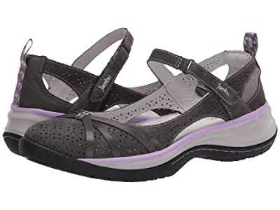 Jambu Rally (Charcoal/Lilac) Women