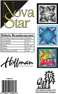 Pattern,Nova Star~Using Dream Big Panel by Hoffman,Cindi McCracken Designs