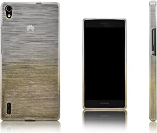 3b36b6459f4 Xcessor Transition de Color Funda Carcasa Para Huawei Ascend P7. Flexible  TPU Gel Con Gradient