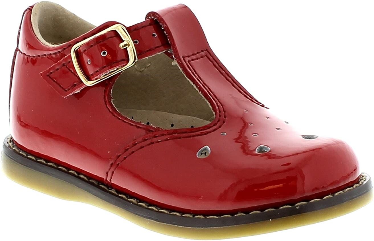FOOTMATES Girl's Harper Mary Max 52% OFF Flats Jane New mail order