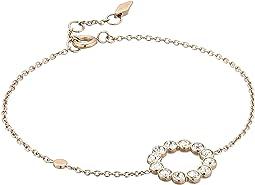 Glitz Ring Chain Bracelet