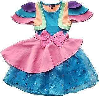 Girls JoJo Siwa Birthday Party Celebration Dress