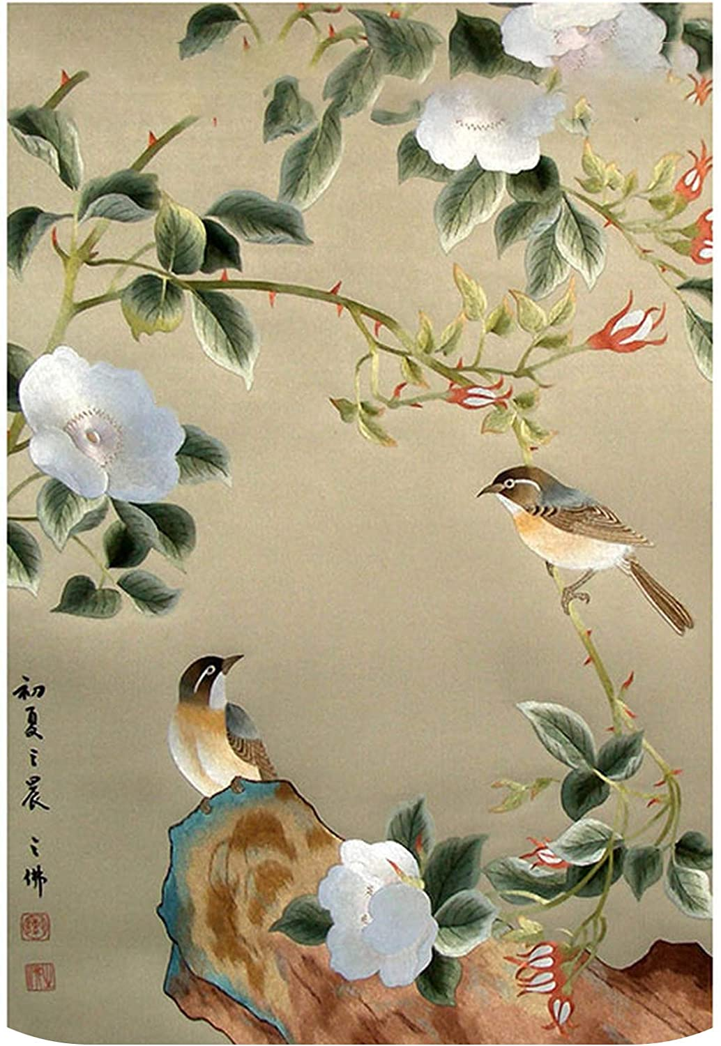 DIY 100% Mulberry Silk Suzhou N Printed Patterns Bombing new work Embroidery Popular Sets