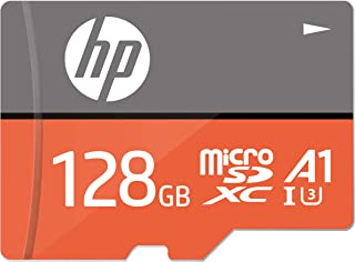comprar comparacion 128GB U3, A1 MicroSDXC Tarjeta de Memoria de Alta Velocidad con Adaptador SD - HFUD128-1V31A