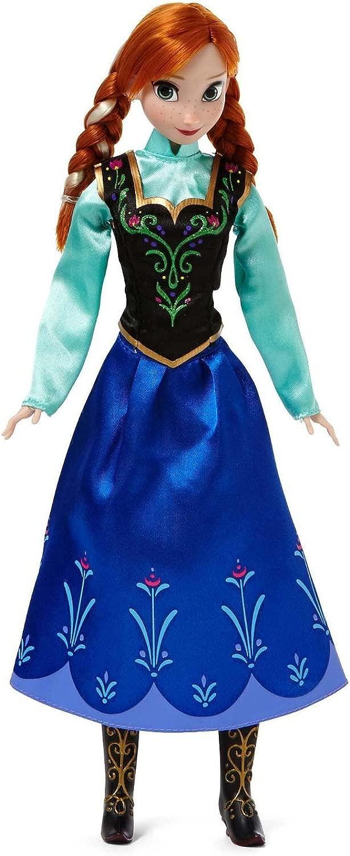 Disney Frozen Anna classeic bambola