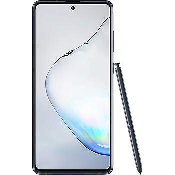 Samsung Galaxy Note10 Lite (Aura Black, 6GB RAM, 128GB Storage)without Offers