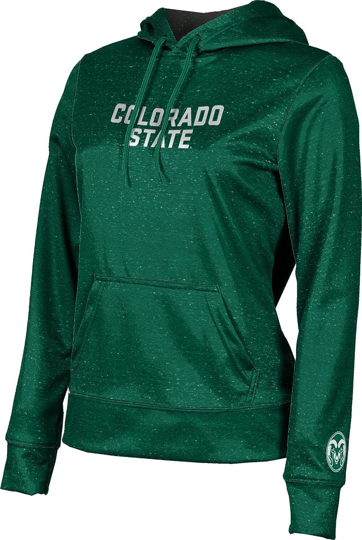 ProSphere Colorado State University Girls' Pullover Hoodie, School Spirit Sweatshirt (Heathered)
