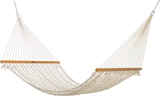 Original Pawleys Island 12OC Single Cotton Rope Hammock