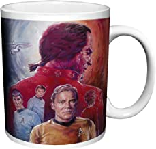 Star Trek Space Seed Episode Cast (Dave Merrell) Sci-Fi TV Television Show Ceramic Gift Coffee (Tea, Cocoa) 11 Oz. Mug
