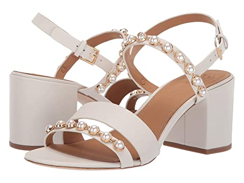 298ad46e464e Tory Burch 65 mm Emmy Pearl Sandal at Zappos.com