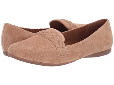 Born Mirror (Natural Suede) Women