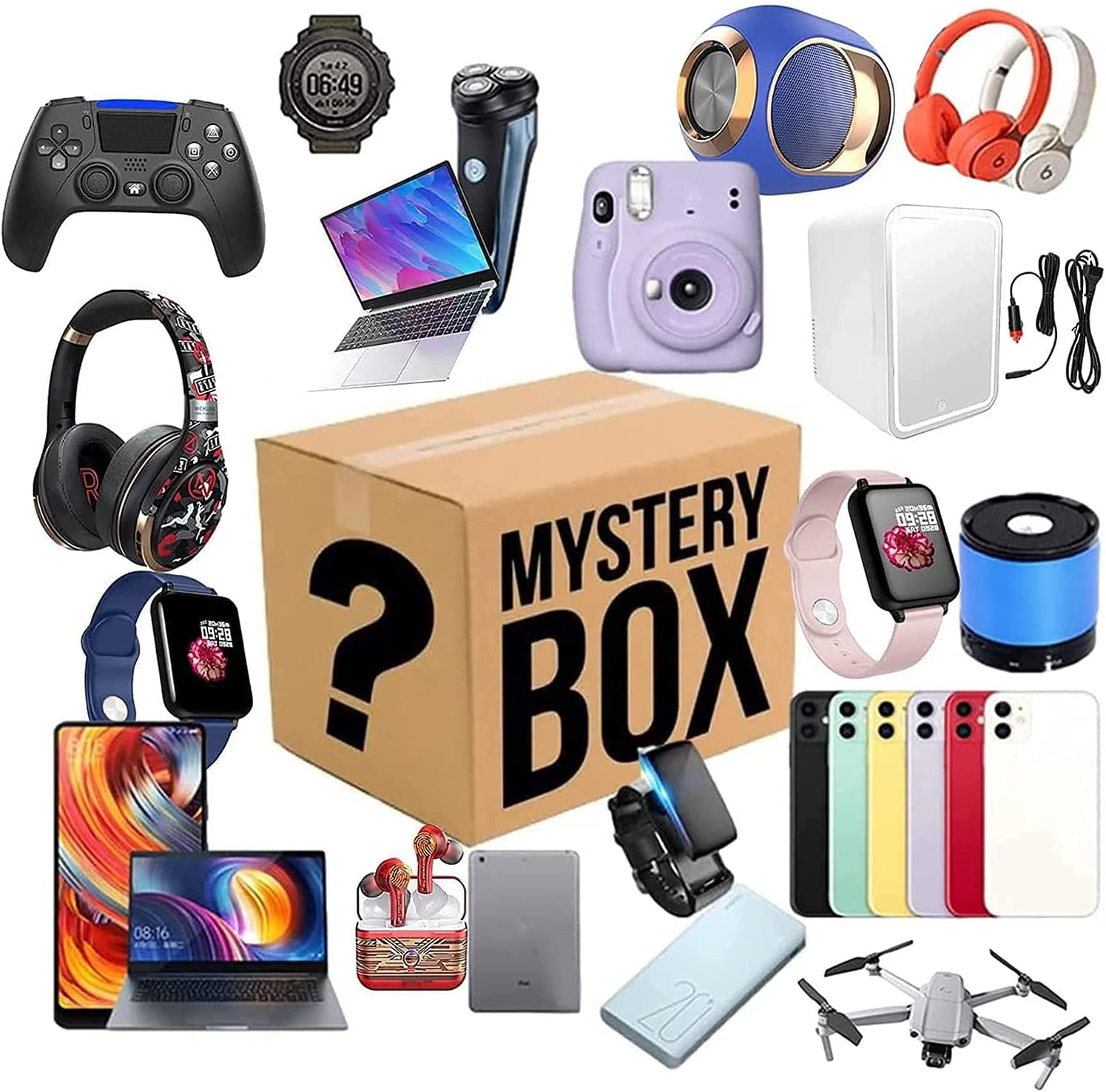 Mystery Box Electronic Lucky Boxes Blind Coste Animer and price revision Super Colorado Springs Mall
